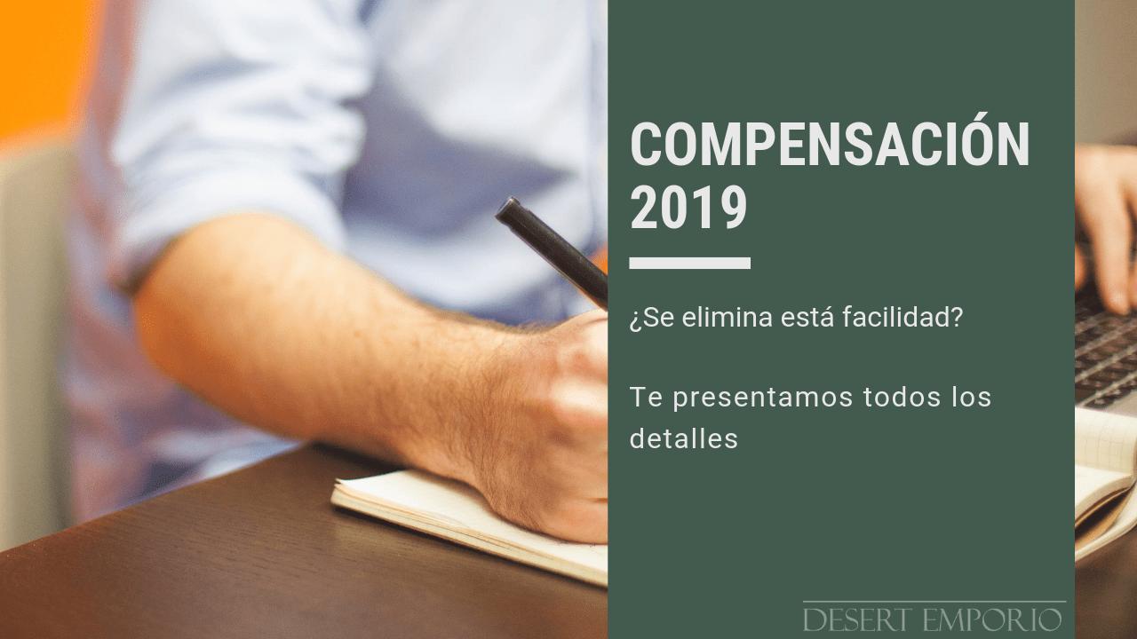 Compensaciones 2019