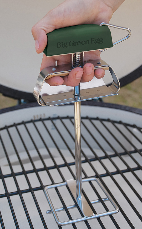 Which Big Green Egg Accessories Do I Need To Get Started