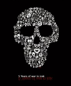 Five Year of War in Irak