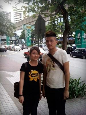 Malaysia Hero Olivier Dressen fashion Street style.