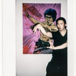 Polaroid Fuji Jason exhibition olivier hero dressen M50 Undefine Galery