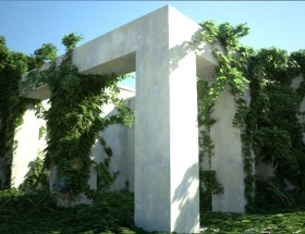 Ivy grower C4D plugin Ivy generator free freebies plug app