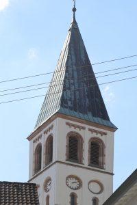 Lauterbach Schwarzwald Kirchturm