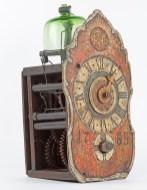 Holzräderuhr 1