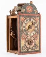 Holzräderuhr 5