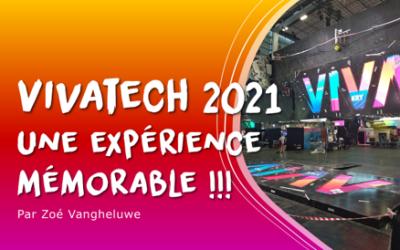 JellyBot à Vivatech édition 2021: une expérience mémorable !
