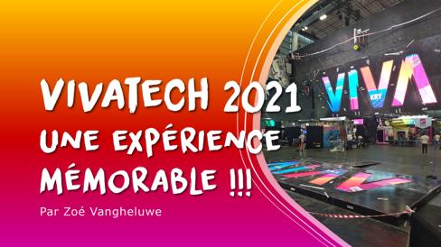 JellyBot à Vivatech édition 2021