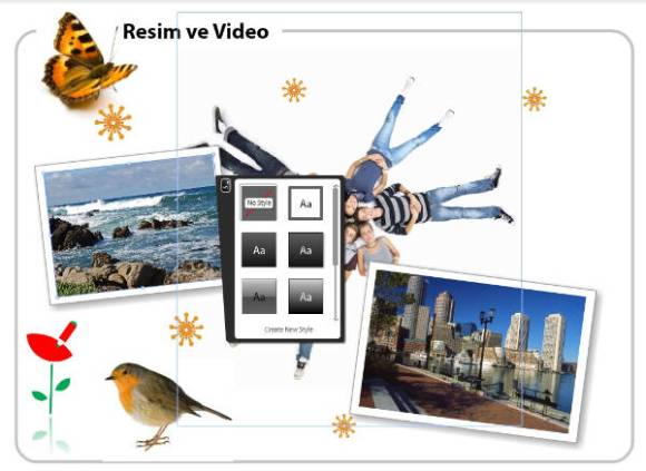 Presentations Resim ve Video