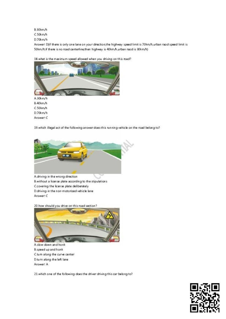 2014_Chinese_Driving_Theory_Test_Question_Bank_Page_033