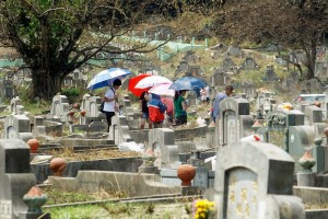 Qingming Festival Graveyard