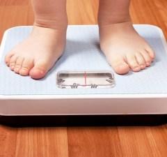 Obesidade não é coisa de criança!
