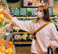 alimentação e corona vírus