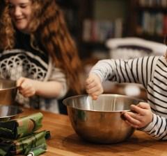 educação alimentar infantil