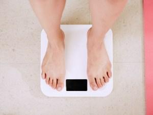 perda de peso balança