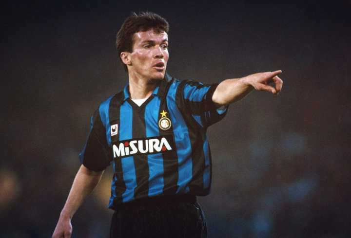 Lothar Matthaus is a tokenized celebrity