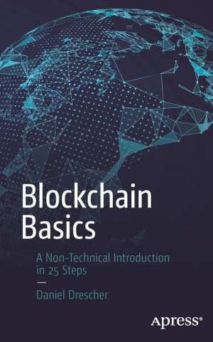 5 Best Crypto Books: Blockchain Basics: A Non-Technical Introduction in 25 Steps