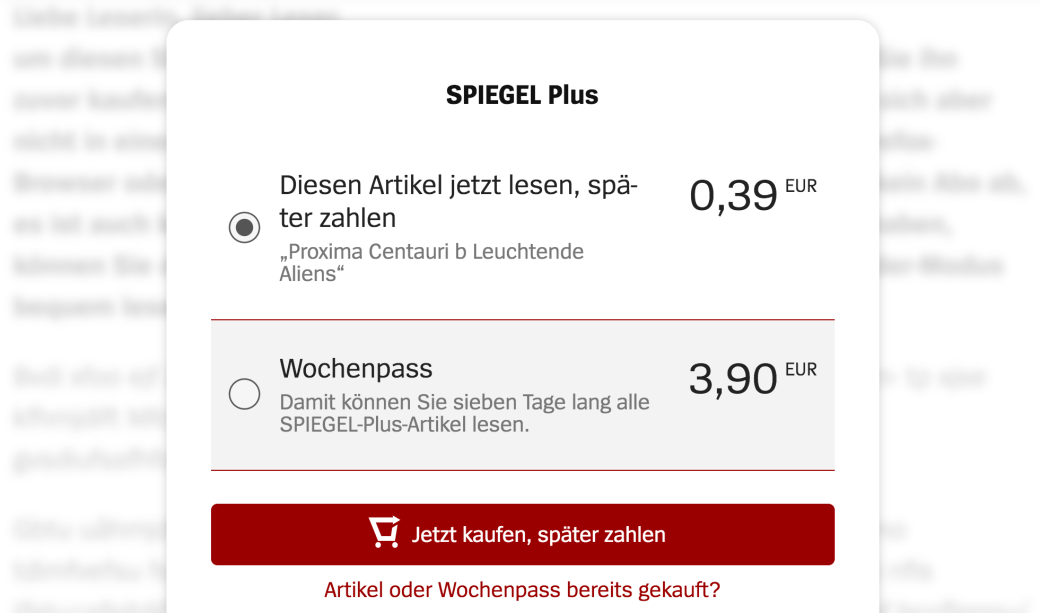 spiegel plus laterpay hacking
