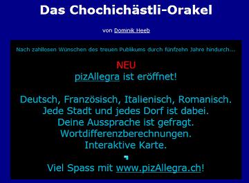 Chuchichaeschtli-Orakel-logo