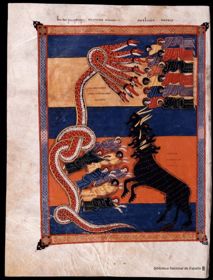 Beatus de Liébana : Códice de Fernando I y Dña. Sancha
