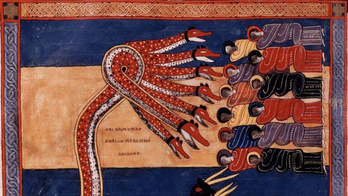 beatus manuscript