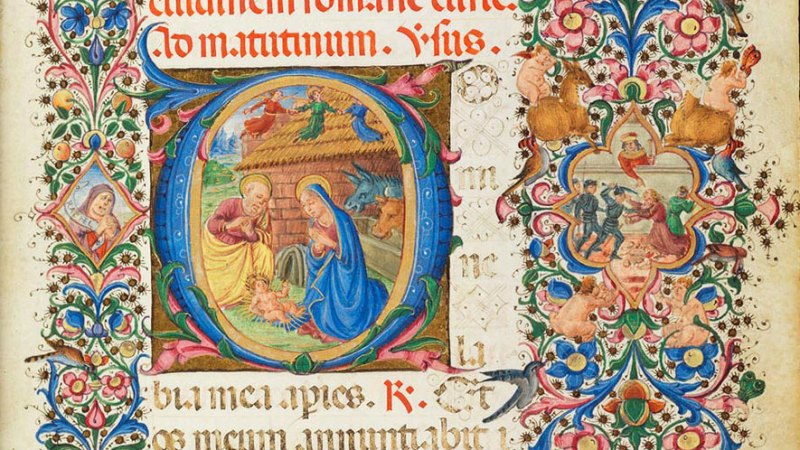 31 manuscripts from e-Codices