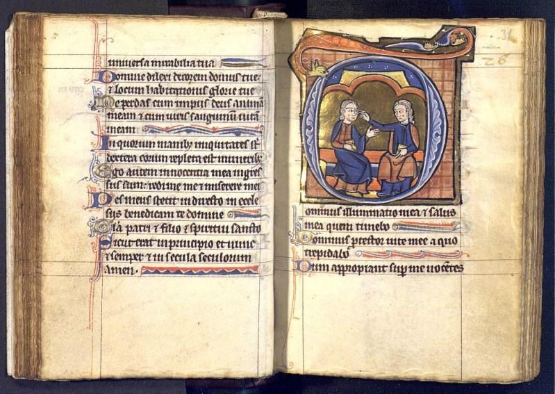 Devotionarium - Universitat de Barcelona. CRAI. Manuscrit. Ms. 1860