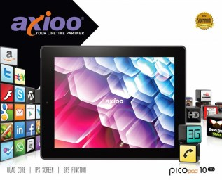 Review Tablet AXIOO PICOPAD 10 3G - GJE V3 Dengan Processor Quad Core_2