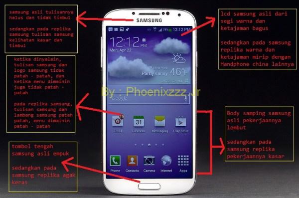 Beda replika smartphone Samsung dengan aslinya_2