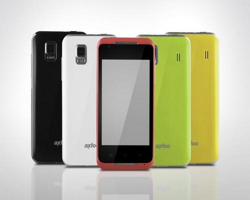 Ponsel Axioo PicoPAD 3.5