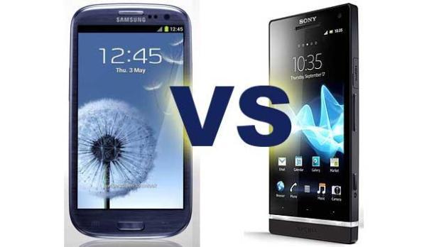Samsung Galaxy atau Sony Experia_2