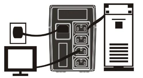 Cara Memasang UPS