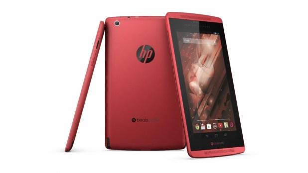 Spesifikasi dan Harga HP Slate 7 Beats Special Edition