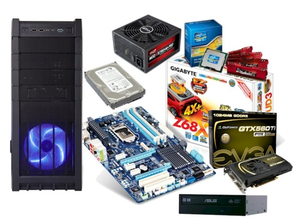 Tips merakit PC Gam,ing High End