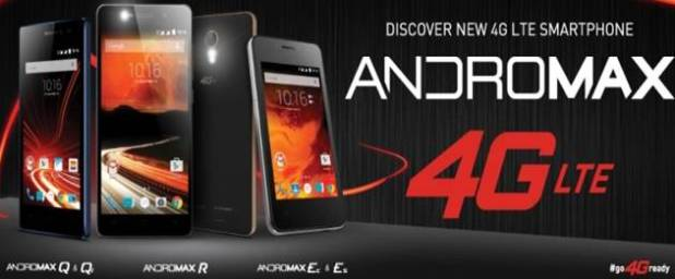 Smartfren Andromax 4G LTE All Series