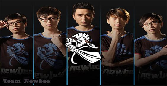 Team Newbee
