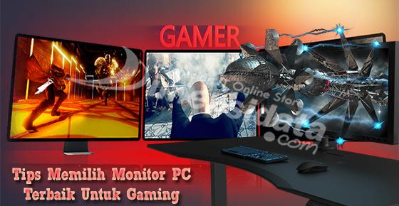 Monitor Komputer Terbaik Untuk Gaming
