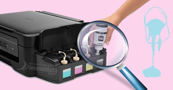 Tips Mudah Menghemat Tinta Printer Inkjet