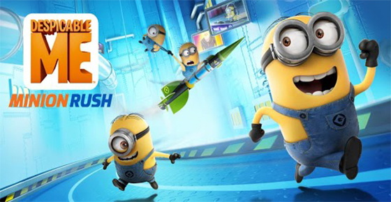 Game Despicable Me aPK