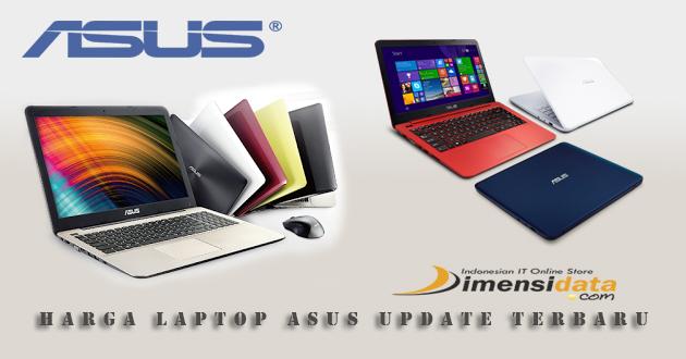 Harga dan Spesifikasi Terbaik Laptop atau Notebook Asus Terbaru Bulan April 2016 semua seri tipe