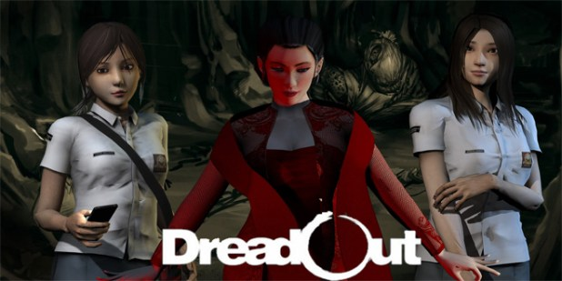 Free Downlopad Game DreadOut Act 1 dan 2 Full Version