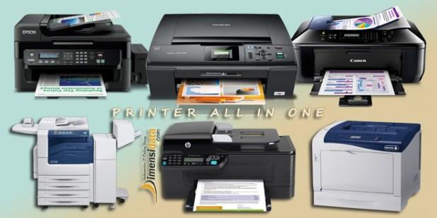 Harga Printer All In One semua tipe merek Terbaru 2016