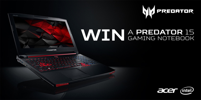 Jual Online Notebook Gaming Acer Predator 15 17 Terbaru 2016 Harga Paling Murah Garansi Resmi Distributor Indonesia
