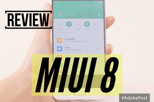 Review Kelebihan Fitur MIUI 8 Pada HP Xiaomi Redmi Note