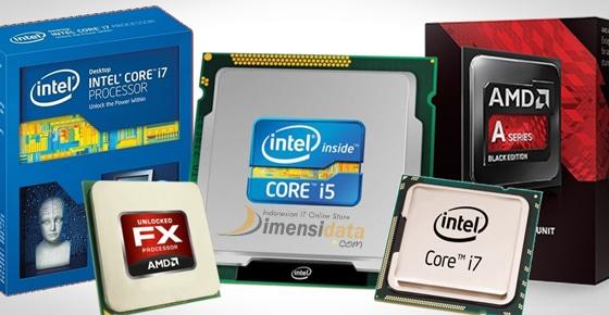 Processor PC Intel AMD Spesifikasi Terbaik Terbaru 2016 Harga Murah