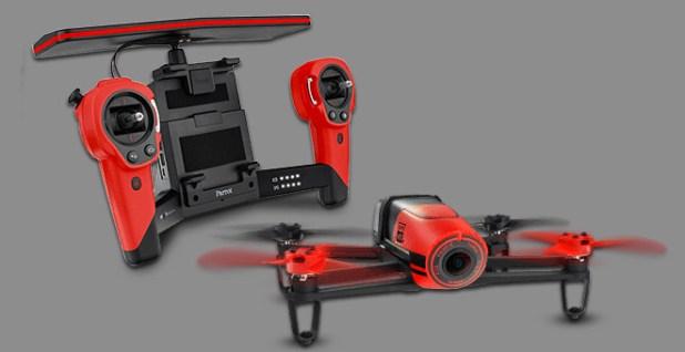 Drone Murah Terbaik Parrot Bebop Terbaru Kulaitas Full HD