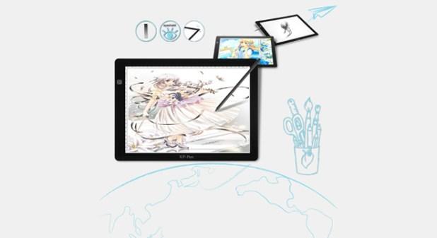 XP Pen Drawing Tablet Grafis Terbaik Harga Murah