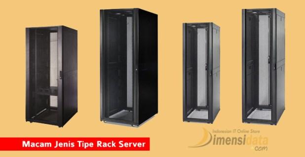 Macam jenis tipe rack server