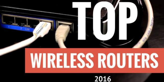 Rekomendasi Modem Wireless Router Terbaik dan Tercepat 2016
