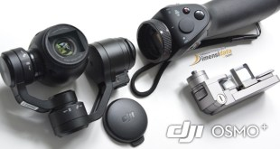 Review Kelebihan Spesifikasi DJI osmo PLUS Indonesia