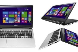 Daftar Harga Laptop Asus Layar 15 inci Terbaik 5 Jutaan 2016